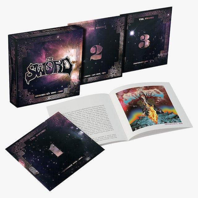 The Sword - Chronology: 2006-2018 (3-CD Box Set)