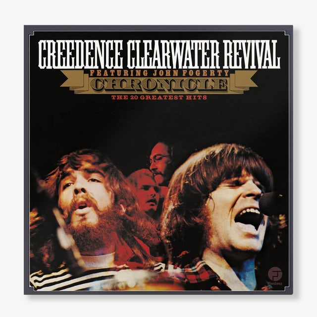 Creedence Clearwater Revival - Chronicle: 20 Greatest Hits (2-LP) (Vinyl)