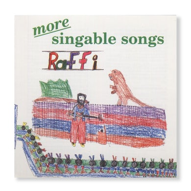 More Singable Songs (Album) CD