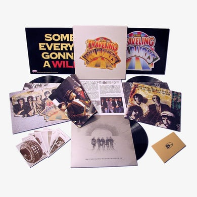 Traveling Wilburys The Traveling Wilburys Collection (3-LP Box Set) (Vinyl)