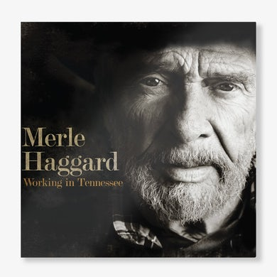 Merle Haggard - Working In Tennessee (LP) (Vinyl)