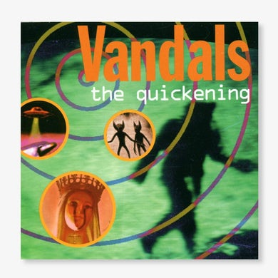 The Vandals - The Quickening (LP) (Vinyl)
