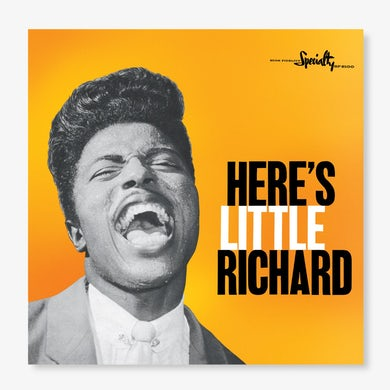 Here's Little Richard (LP) (Vinyl)