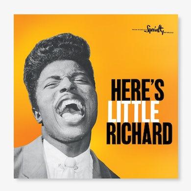 Little Richard - Here's Little Richard (LP) (Vinyl)