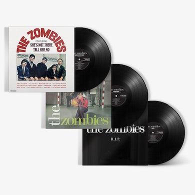 The Zombies - R.I.P. / I Love You / The Zombies (3-LP Bundle) (Vinyl)