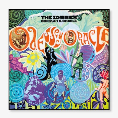 The Zombies - Odessey & Oracle (LP) (Vinyl)