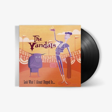 The Vandals - Look What I Almost Stepped In... (LP) (Vinyl)