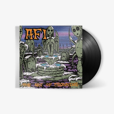 AFI - The Art of Drowning (LP) (Vinyl)