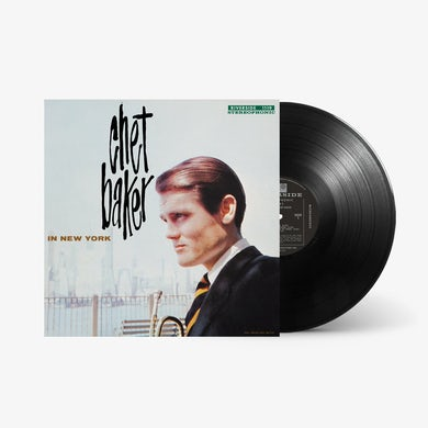 Chet Baker In New York (180g LP) (Vinyl)