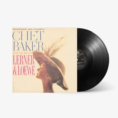 Chet Baker Plays The Best Of Lerner And Loewe (180g LP) (Vinyl)
