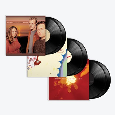 Nickel Creek / This Side / Why Should the Fire Die? (180g LP Bundle) (Vinyl)