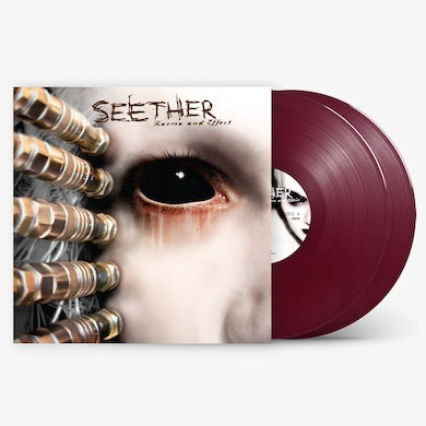 Karma and Effect (Burgundy Opaque 2-LP) (Vinyl)