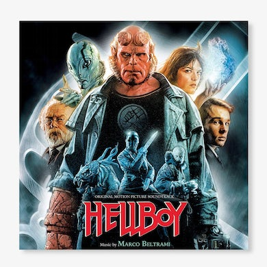 Hellboy (Original Motion Picture Soundtrack) (Red LP) (Vinyl)