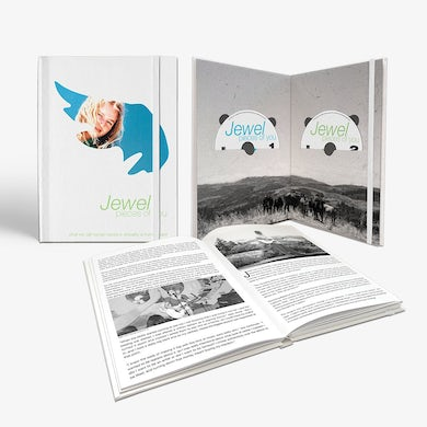 Jewel - Pieces of You (25th Anniversary 4-CD Box Set)