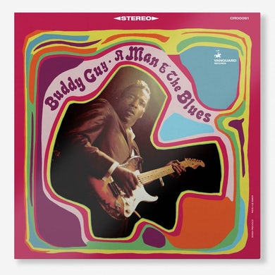 A Man and The Blues(180-Gram Vinyl)
