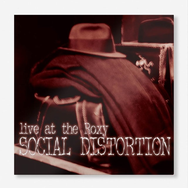 Social Distortion - Live at the Roxy (2-LP) (Vinyl)