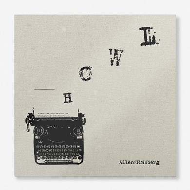 Allen Ginsberg - Reads HOWL and Other Poems Deluxe Edition (Limited to 500 Copies 180-Gram Vinyl)