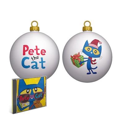 CD + Ornament Bundle