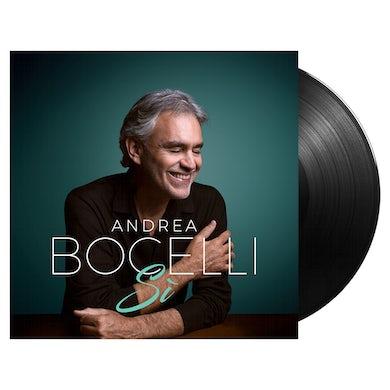 Andrea Bocelli Sì 2 LP (Vinyl)