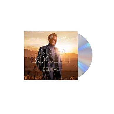 Andrea Bocelli Believe Standard CD