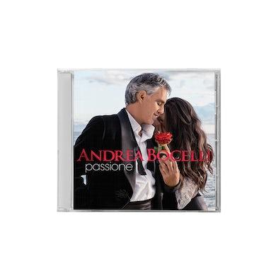Andrea Bocelli Passione CD