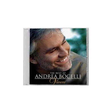 The Best Of Andrea Bocelli Vivere CD