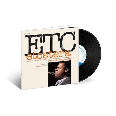 Wayne Shorter Etcetera LP (Vinyl)