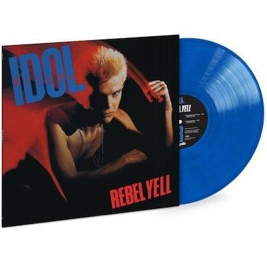 Billy Idol Rebel Yell 35th Anniversary Limited Edition LP (Vinyl)