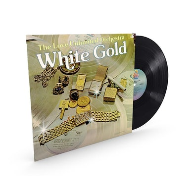 White Gold LP (Vinyl)