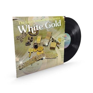 Love Unlimited White Gold LP (Vinyl)