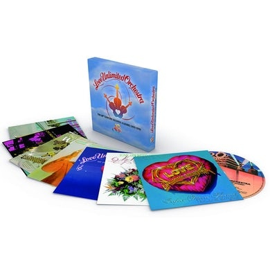 Love Unlimited Orchestra: The 20th Century Records Albums (1973-1979) 7CD