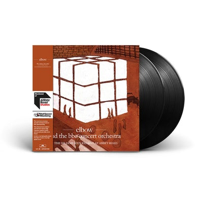 Elbow The Seldom Seen Kid Live At Abbey Road 2LP (Vinyl)