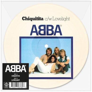 """Abba Chiquitita 7"""" Picture Disc (Vinyl)"""