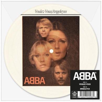 """Abba Voulez-Vous 7"""" Picture Disc (Vinyl)"""