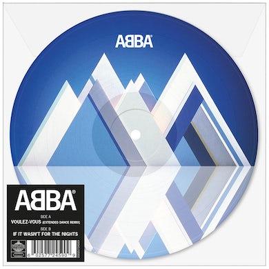 """Abba Voulez-Vous Extended Dance Mix 7"""" Picture Disc (Vinyl)"""