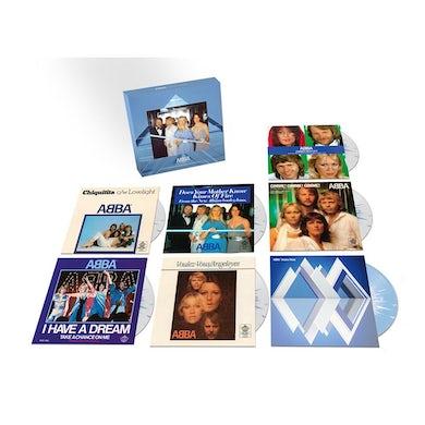 Abba Voulez-Vous - The Singles Colored Vinyl Box