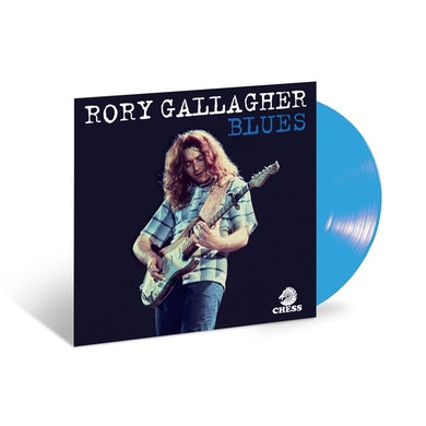 Rory Gallagher Blues 2LP (Vinyl)