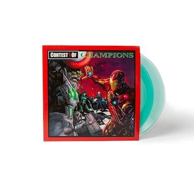 Liquid Swords Standard Marvel Edition 2LP (Vinyl)