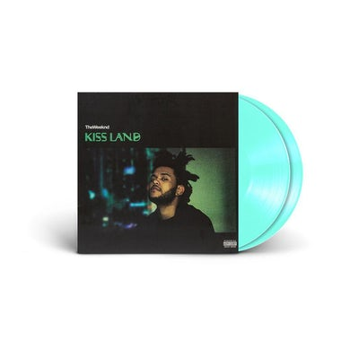 The Weeknd Kiss Land 2LP (Vinyl)