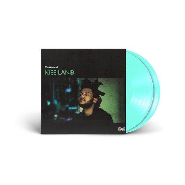 The Weeknd Kiss Land 2LP