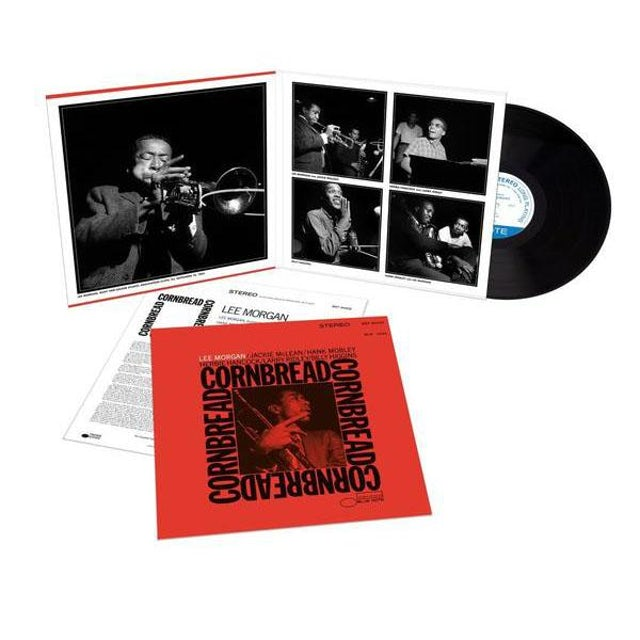 Lee Morgan Cornbread LP (Vinyl)