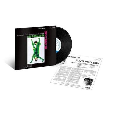 Lou Donaldson Mr. Shing-A-Ling LP (Vinyl)