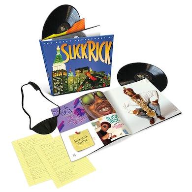 The Great Adventures Of Slick Rick Deluxe Edition 2LP (Vinyl)