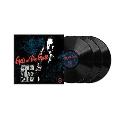 Stan Getz Getz At The Gate 3LP (Vinyl)