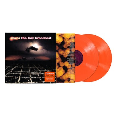 Doves The Last Broadcast Limited Edition 2LP (Vinyl)