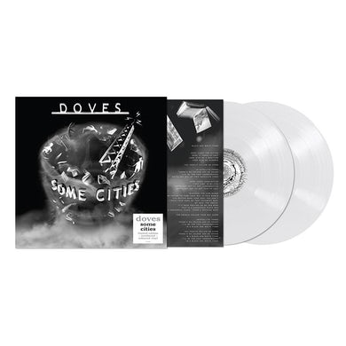 Doves Some Cities Limited Edition 2LP (Vinyl)