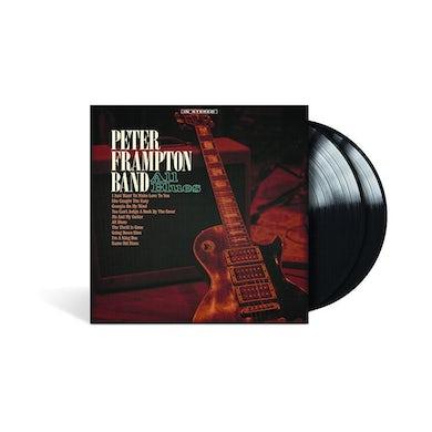 Peter Frampton All Blues 2LP (Vinyl)