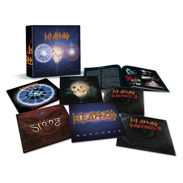 Def Leppard – Volume Two: LP Box Set (Vinyl)