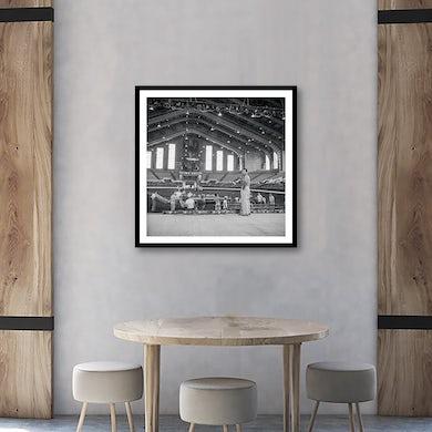 Tennessee Ernie Ford - Indiana State Fair 1960 Framed Fine Art