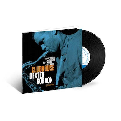 Dexter Gordon Clubhouse LP (Vinyl)